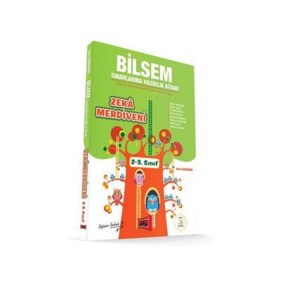 Yargı Yayınları 2-3. Sınıf Zeka Merdiveni BİLSEM Sınavlarına Hazırlık Kitabı