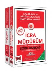 Yargı Yayınları - Yargı Yayınları 2020 İcra Müdürüm Konu Özetli Soru Bankası 2 Cilt
