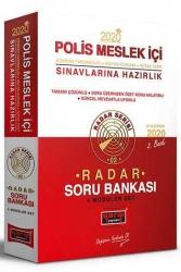 Yargı Yayınları - Yargı Yayınları 2020 Polis Meslek İçi Sınavlarına Hazırlık Radar Modüler Soru Bankası Seti 2. Baskı