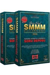 Yargı Yayınları - Yargı Yayınları 2020 SMMM Staja Giriş Sınavı Tamamı Ayrıntılı Çözümlü Soru Deposu 2 Cilt 4400 Soru