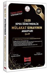 Yargı Yayınları - Yargı Yayınları 2020 VİP KPSS Öğretmenlik Mülakat Sınavının Anahtarı