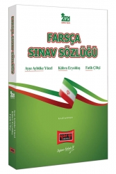 Yargı Yayınları - Yargı Yayınları 2021 Farsça Sınav Sözlüğü