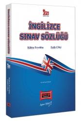 Yargı Yayınları - Yargı Yayınları 2021 İngilizce Sınav Sözlüğü