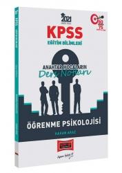 Yargı Yayınları - Yargı Yayınları 2021 KPSS Eğitim Bilimleri Öğrenme Psikolojisi Anahtar Hocaların Ders Notları