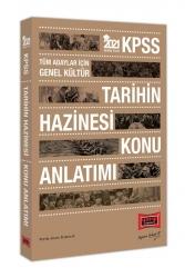 Yargı Yayınları - Yargı Yayınları 2021 KPSS Tarihin Hazinesi Konu Anlatımı