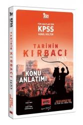 Yargı Yayınları - Yargı Yayınları 2021 KPSS Tarihin Kırbacı Konu Anlatımı