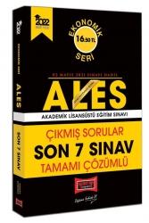 Yargı Yayınları - Yargı Yayınları 2022 ALES Ekonomik Seri Tamamı Çözümlü Çıkmış Sorular Son 7 Sınav