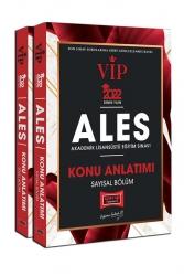 Yargı Yayınları - Yargı Yayınları 2022 ALES VIP Sayısal ve Sözel Konu Anlatımı Seti