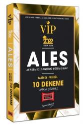 Yargı Yayınları - Yargı Yayınları 2022 ALES VIP Tamamı Çözümlü Fasikül Fasikül 10 Deneme