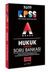 Yargı Yayınları - Yargı Yayınları 2022 KPSS A Grubu Hukuk Çözümlü Soru Bankası