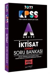 Yargı Yayınları - Yargı Yayınları 2022 KPSS A Grubu İktisat Çözümlü Soru Bankası