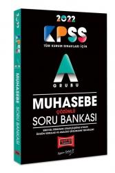 Yargı Yayınları - Yargı Yayınları 2022 KPSS A Grubu Muhasebe Çözümlü Soru Bankası