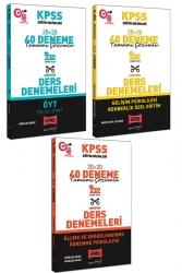 Yargı Yayınları - Yargı Yayınları 2022 KPSS Eğitim Bilimleri 20+20 40 Deneme Seti