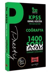 Yargı Yayınları - Yargı Yayınları 2022 KPSS Genel Kültür Coğrafya Prestij Seri Tamamı Çözümlü 1400 Soru Bankası