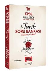 Yargı Yayınları - Yargı Yayınları 2022 KPSS Genel Kültür Hatt-ı Hümayun Tarih Tamamı Çözümlü Soru Bankası