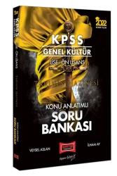Yargı Yayınları - Yargı Yayınları 2022 KPSS Genel Kültür Lise Ön Lisans Tarihin Hazinesi Konu Anlatımlı Soru Bankası