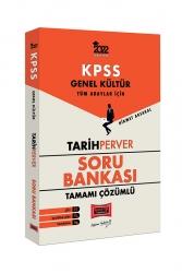 Yargı Yayınları - Yargı Yayınları 2022 KPSS Genel Kültür TarihPerver Tamamı Çözümlü Soru Bankası