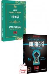 Yargı Yayınları - Yargı Yayınları 2022 KPSS Genel Yetenek Muhteşem Türkçe Tamamı Çözümlü Soru Bankası
