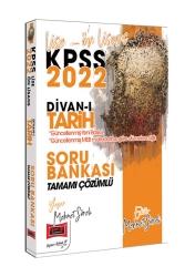 Yargı Yayınları - Yargı Yayınları 2022 KPSS Lise Ön Lisans Divanı Tarih Tamamı Çözümlü Soru Bankası
