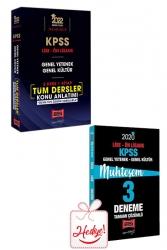 Yargı Yayınları - Yargı Yayınları 2022 KPSS Lise Ön Lisans GY GK 5 Ders 1 Kitap Tüm Dersler Konu Anlatımı Hediyeli