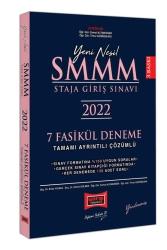 Yargı Yayınları - Yargı Yayınları 2022 SMMM Staja Giriş Sınavı Tamamı Ayrıntılı Çözümlü 7 Fasikül Deneme Yenilenmiş 3. Baskı