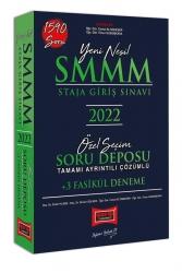 Yargı Yayınları - Yargı Yayınları 2022 SMMM Staja Giriş Sınavı Tamamı Ayrıntılı Çözümlü Özel Seçim Soru Deposu +3 Fasikül Deneme