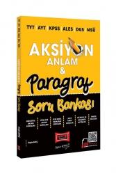 Yargı Yayınları - Yargı Yayınları 2022 TYT AYT KPSS ALES DGS MSÜ Aksiyon Anlam & Paragraf Soru Bankası