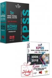 Yargı Yayınları - Yargı Yayınları 2022 VİP KPSS GY GK Lise Ön Lisans Analizli Konu Anlatımlı Modüler Set Hediyeli