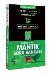 Yargı Yayınları - Yargı Yayınları 2022 YKS KPSS ALES DGS Kelebek Serisi Sayısal Sözel Mantık Soru Bankası
