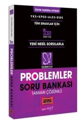 Yargı Yayınları - Yargı Yayınları 2022 YKS KPSS ALES DGS Kelebek Serisi Tamamı Çözümlü Problemler Soru Bankası