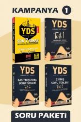 Yargı Yayınları - Yargı Yayınları 4500 Soruluk YDS Soru Paketi