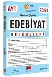 Yargı Yayınları - Yargı Yayınları AYT Hocaların Gözünden 20×24 Edebiyat Denemeleri