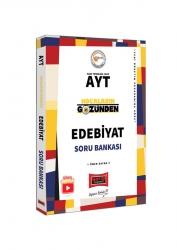 Yargı Yayınları - Yargı Yayınları AYT Hocaların Gözünden Edebiyat Soru Bankası