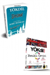 Yargı Yayınları - Yargı Yayınları & Benim Hocam Yayınları YÖKDİL Sosyal Soru Bankası Seti