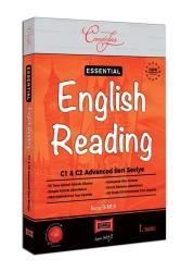 Yargı Yayınları - Yargı Yayınları CANDELAS Essential English Reading C1&C2 Advanced İleri Seviye