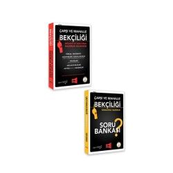 Yargı Yayınevi - Yargı Yayınları Çarşı ve Mahalle Bekçiliği Sınavına Hazırlık Kılavuzu ve Soru Bankası Seti