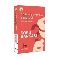 Yargı Yayınevi - Yargı Yayınları Çarşı ve Mahalle Bekçiliği Sınavına Hazırlık Soru Bankası