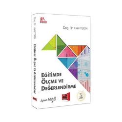 Yargı Yayınevi - Yargı Yayınları Eğitimde Ölçme ve Değerlendirme Halil Tekin 27. Baskı