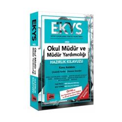Yargı Yayınevi - Yargı Yayınları EKYS MEB Okul Müdür ve Müdür Yardımcılığı Hazırlık Kılavuzu