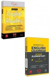 Yargı Yayınları - Yargı Yayınları Essential English Grammar ve Reading A1 A2 Elementary Temel Seviye