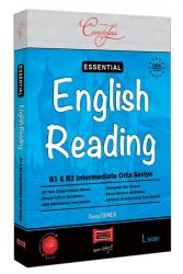 Yargı Yayınları - Yargı Yayınları Essential English Reading B1 B2 Intermediate Orta Seviye