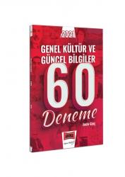 Yargı Yayınları - Yargı Yayınları Genel Kültür Güncel Bilgiler 60 Deneme Sınavı