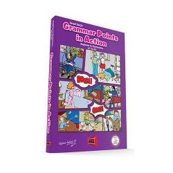 Yargı Yayınevi - Yargı Yayınları Grammar Points in Action Beginner to Elementary A1 to A2