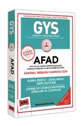 Yargı Yayınları - Yargı Yayınları GYS AFAD Santral Memuru Kadrosu İçin Konu Özetli Çıkmış ve Çıkması Muhtemel Sorular