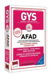 Yargı Yayınları - Yargı Yayınları GYS AFAD Sivil Savunma Uzmanı Kadrosu İçin Konu Özetli Çıkmış ve Çıkması Muhtemel Sorular