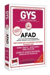 Yargı Yayınları - Yargı Yayınları GYS AFAD Veri Hazırlama ve Kontrol İşletmeni Kadrosu İçin Konu Özetli Çıkmış ve Çıkması Muhtemel Sorular