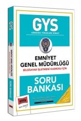 Yargı Yayınları - Yargı Yayınları GYS Emniyet Genel Müdürlüğü Bilgisayar İşletmeni Kadrosu İçin Soru Bankası