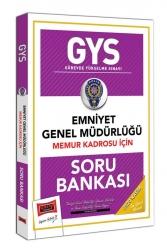 Yargı Yayınları - Yargı Yayınları GYS Emniyet Genel Müdürlüğü Memur Kadrosu İçin Soru Bankası