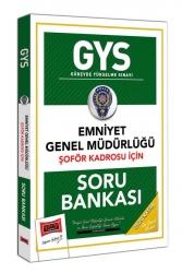Yargı Yayınları - Yargı Yayınları GYS Emniyet Genel Müdürlüğü Şoför Kadrosu İçin Soru Bankası