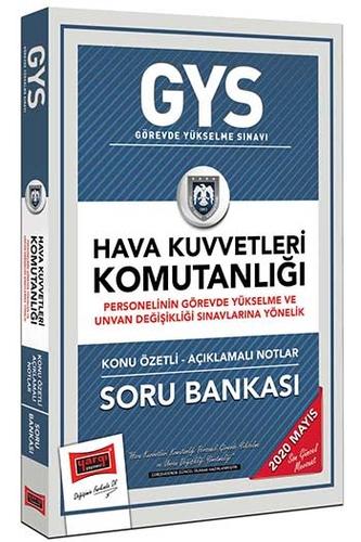 Yargı Yayınları GYS Hava Kuvvetleri Konutanlığı Konu Özetli Soru Bankası